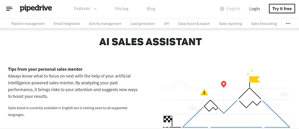 Pipedrive AI Assistant