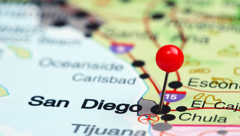 San Diego California Business